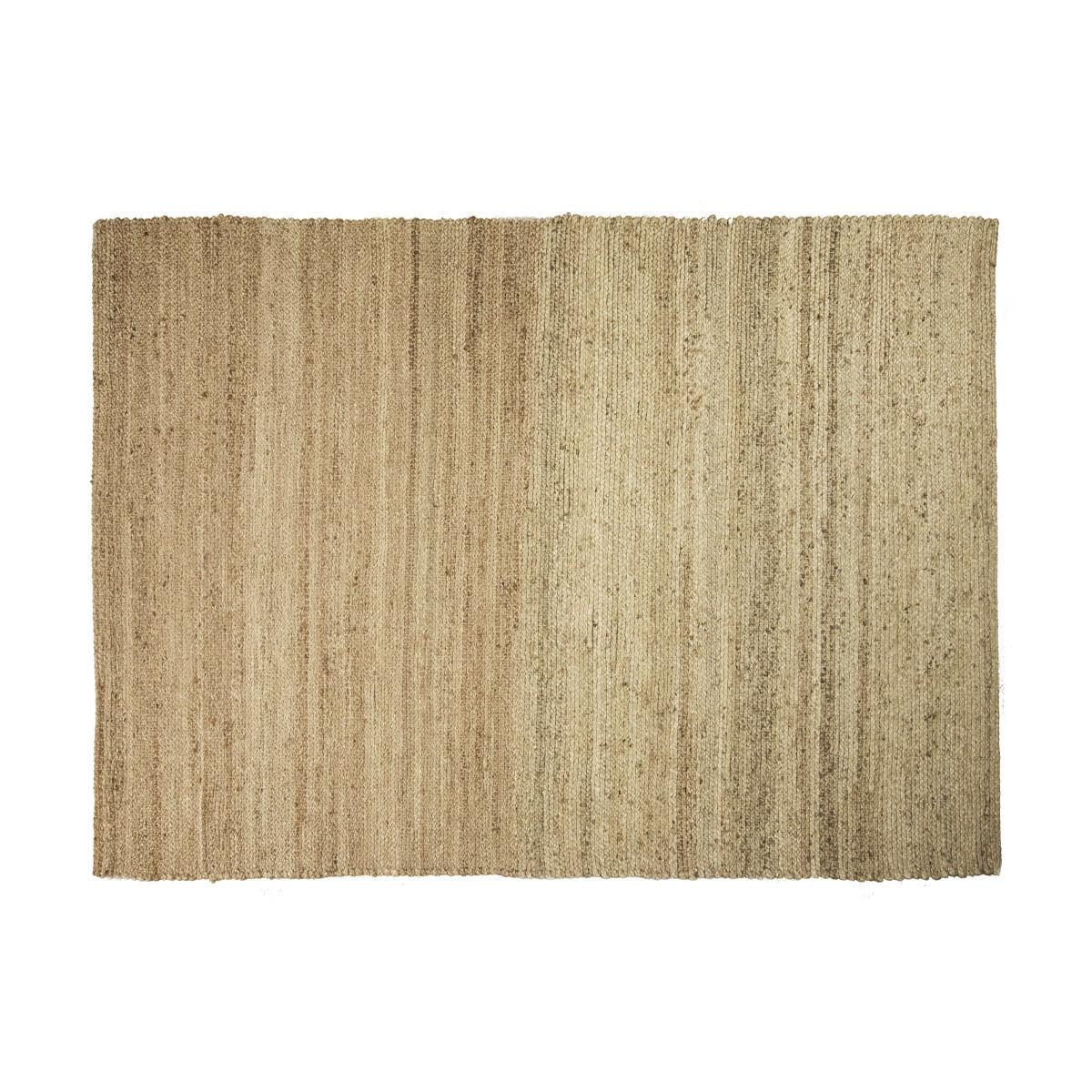 Miliboo Tapis coloris naturel jute 140x200cm GUNNY