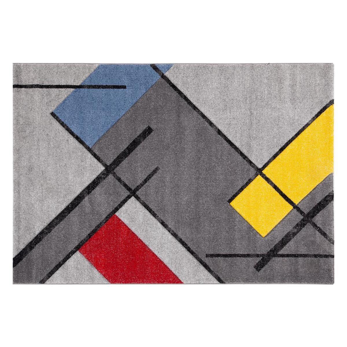 Miliboo Tapis design multicolore 160 x 230 cm MATISS