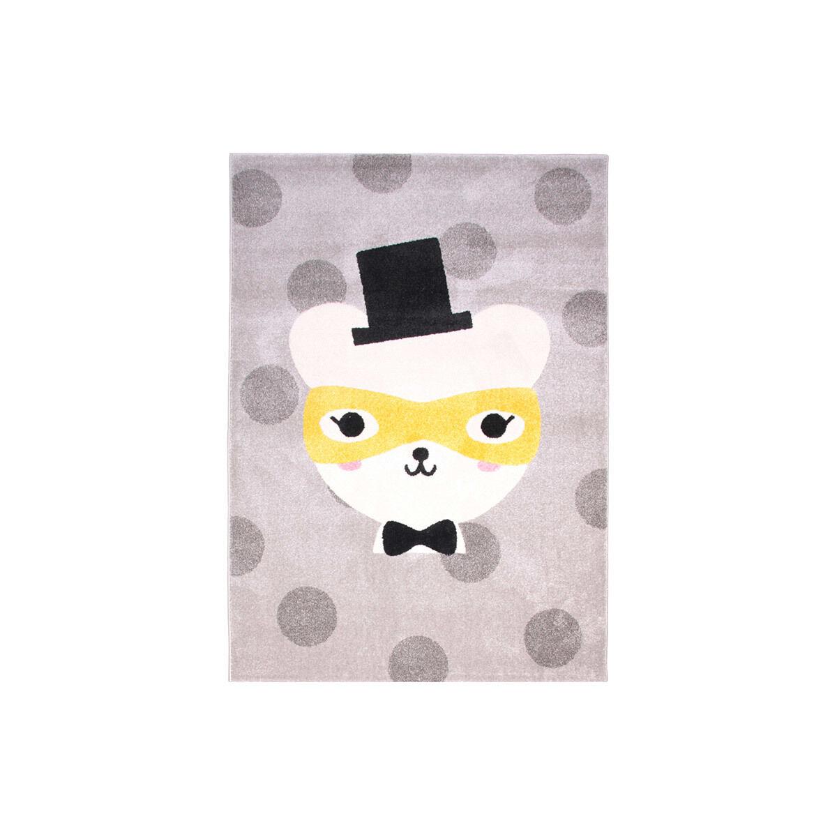 Miliboo Tapis enfant avec imprimé animal 120x170 cm SWEET