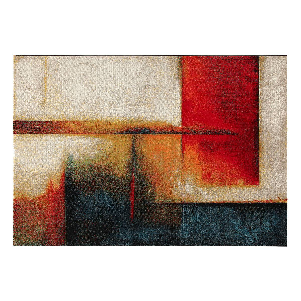 Miliboo Tapis multicolore 160 x 230 cm ABSTRAIT