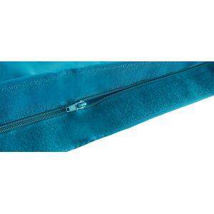 Miliboo Housse de pouf géant bleue BIG MILIBAG