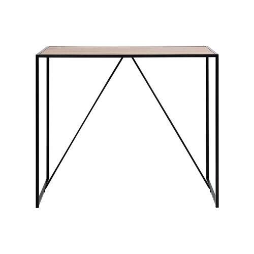 Miliboo Table de bar en bois et ...