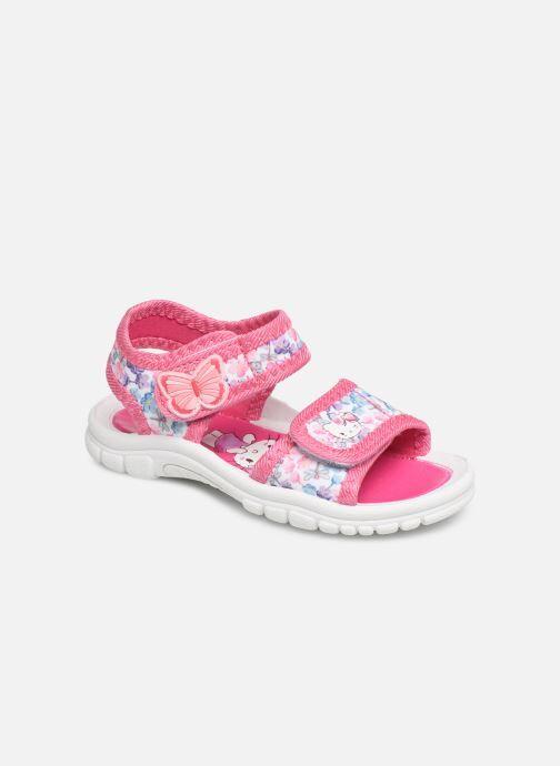 Hello Kitty HK URBANIE C - Sandales et nu-pieds Enfant, Rose
