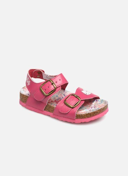 Hello Kitty HK UGENIE C - Sandales et nu-pieds Enfant, Rose