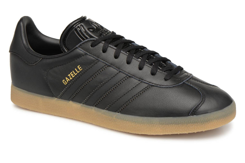 adidas originals Gazelle - Baskets Homme, Noir