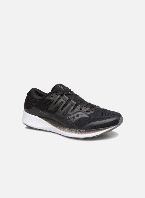 Saucony Ride Iso M - Chaussures de sport Homme, Noir