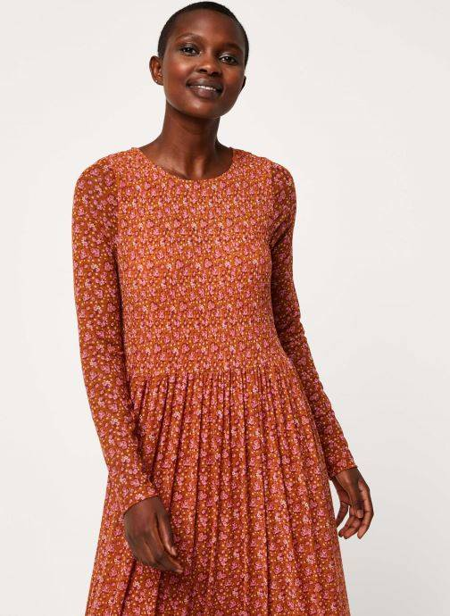 Free People HELLO AND GOODYBYE MIDI - Vêtements Accessoires, Marron