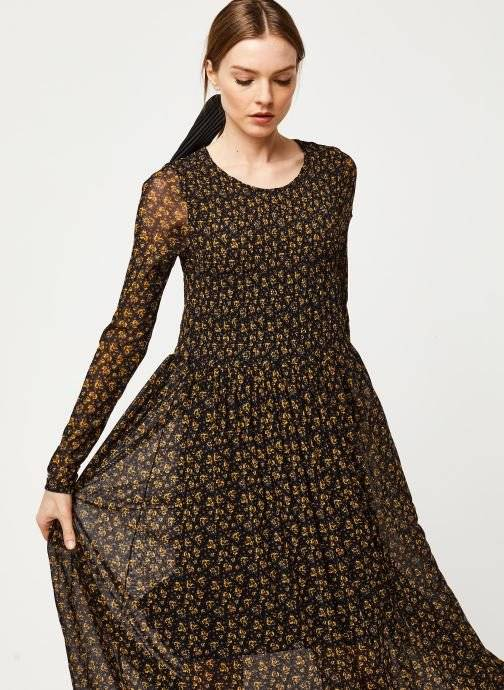 Free People HELLO AND GOODYBYE MIDI - Vêtements Accessoires, Noir