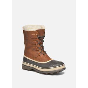 Sorel Caribou WL - Chaussures de sport Homme, Marron - Publicité