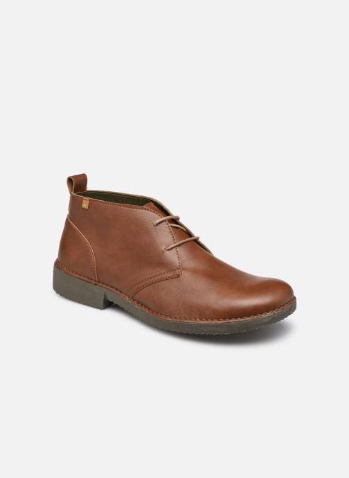 El Naturalista Yugen NG21 - Chaussures à lacets Homme, Marron