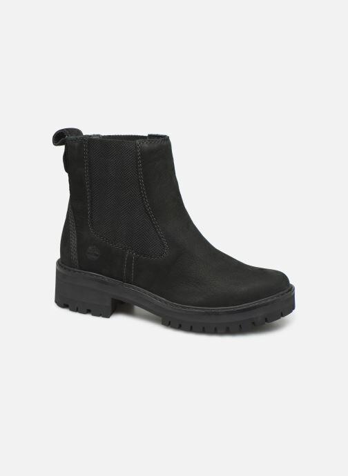 Timberland Courmayeur Valley Chelsea - Bottines et boots Femme, Noir