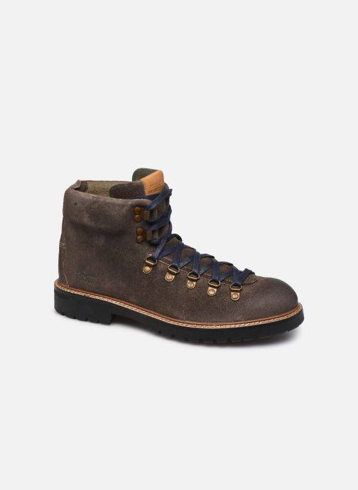 Pepe jeans Sherpa Boot Sde - Bottines et boots Homme, Marron