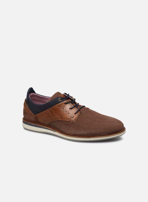 Bullboxer Q00003888-10 - Chaussures à lacets Homme, Marron