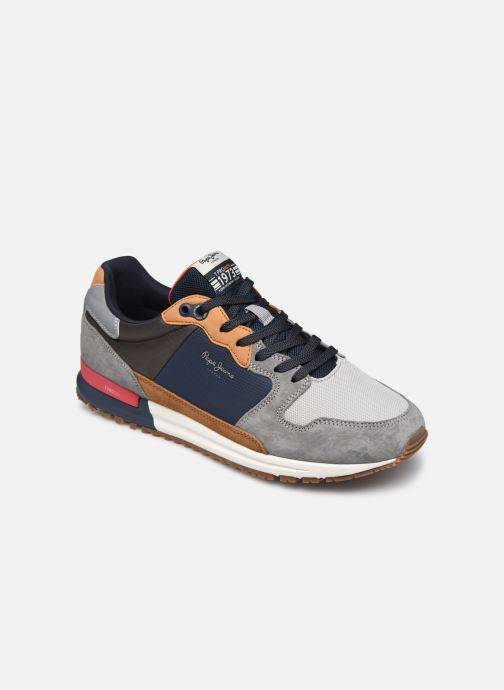 Pepe jeans Tinker Pro Rump - Baskets Homme, Gris