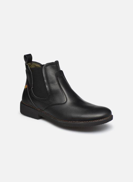 El Naturalista Yugen NG22T Vegan C AH20 - Bottines et boots Homme, Noir