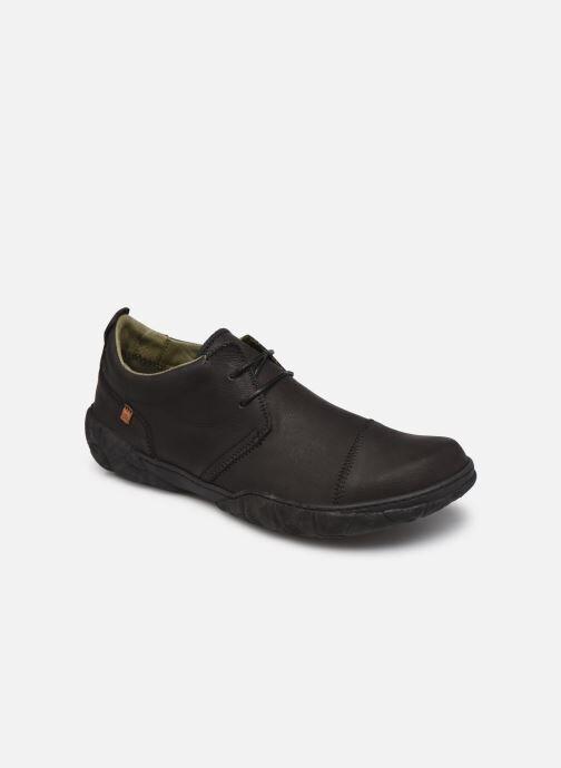El Naturalista Turtle N5080 C AH20 - Chaussures à lacets Homme, Noir