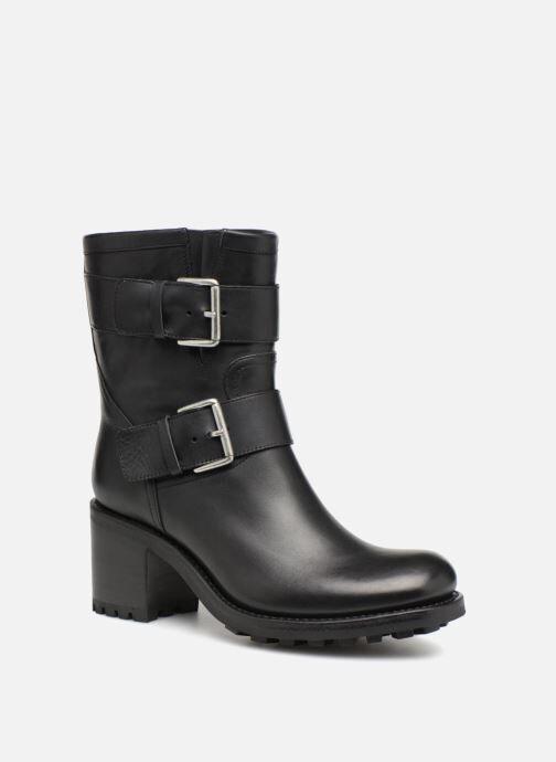 Free Lance Biker 7 Mini Strap - Bottines et boots Femme, Noir