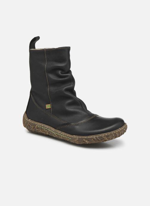 El Naturalista Nido Ella N722 - Bottines et boots Femme, Noir