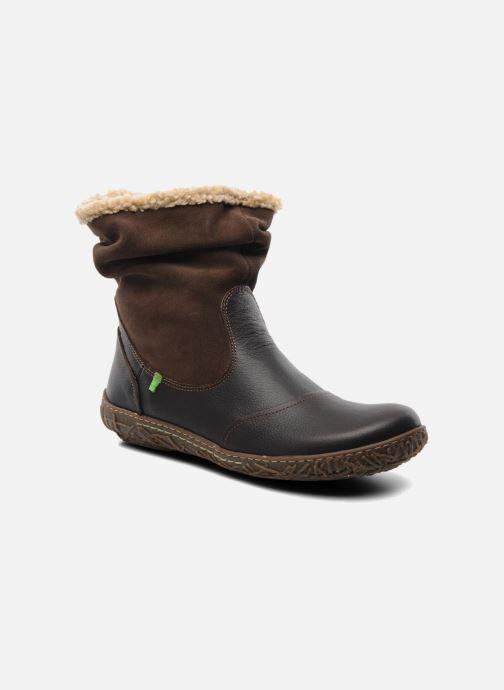 El Naturalista Nido Ella N758 - Bottines et boots Femme, Marron