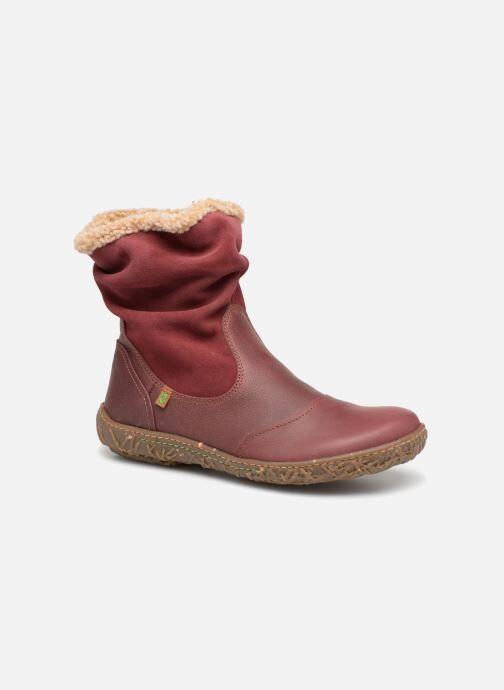 El Naturalista Nido Ella N758 - Bottines et boots Femme, Bordeaux