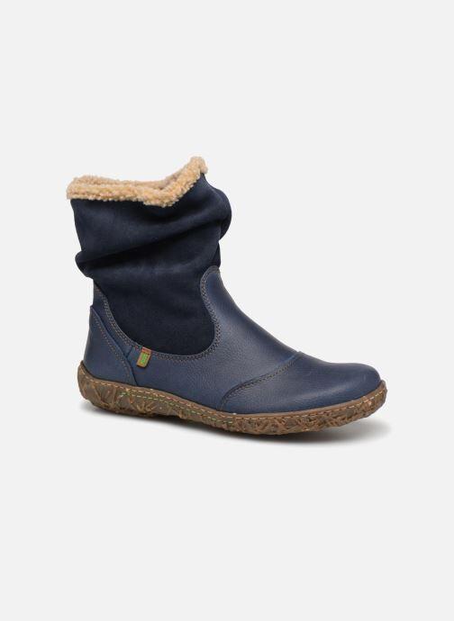 El Naturalista Nido Ella N758 - Bottines et boots Femme, Bleu