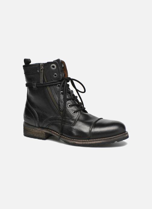 Pepe jeans Melting W. Zipper - Bottines et boots Femme, Noir