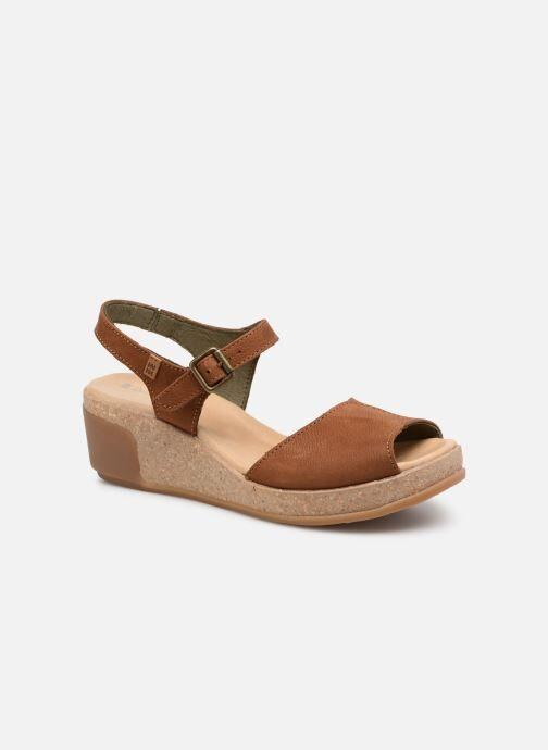 El Naturalista Leaves N5000 - Sandales et nu-pieds Femme, Marron