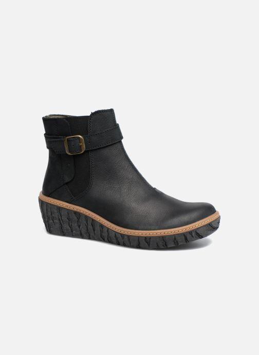 El Naturalista Myth Yggdrasil N5133 - Bottines et boots Femme, Noir