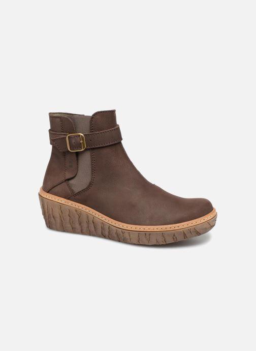 El Naturalista Myth Yggdrasil N5133 - Bottines et boots Femme, Marron