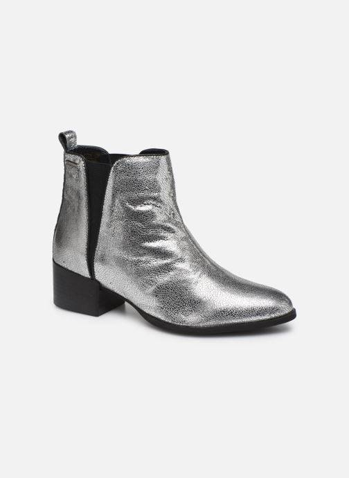 Pepe jeans WATERLOO NIGHT - Bottines et boots Femme, Argent