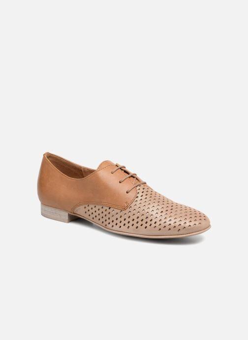Karston Joie - Chaussures à lacets Femme, Marron