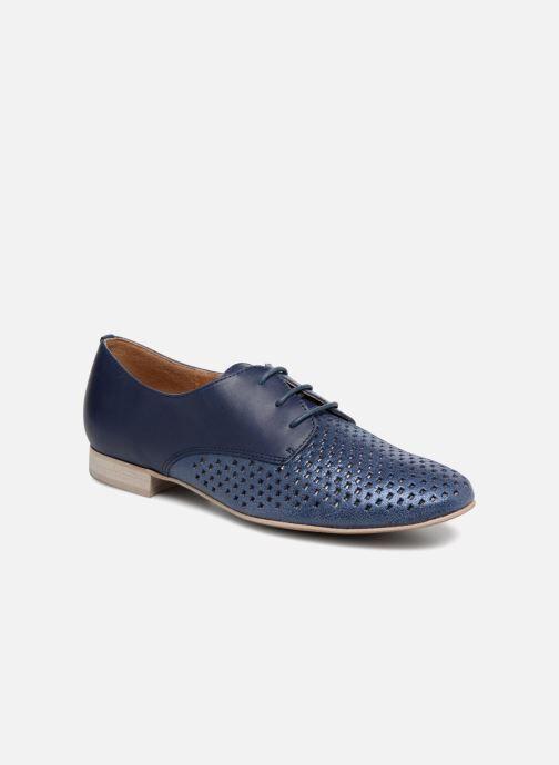 Karston Joie - Chaussures à lacets Femme, Bleu