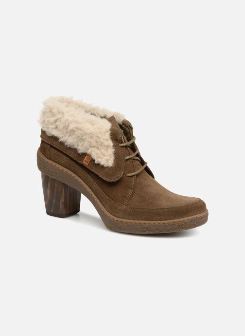 El Naturalista Lichen N5172 - Bottines et boots Femme, Vert