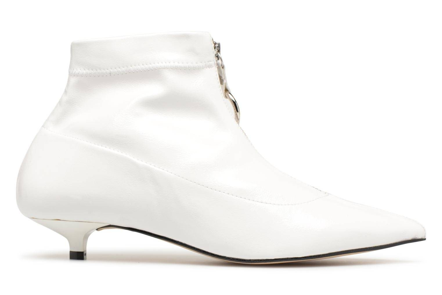 Made by SARENZA Busy Girl Bottines Plates  1 - Bottines et boots Femme,  Blanc 697304f139c3