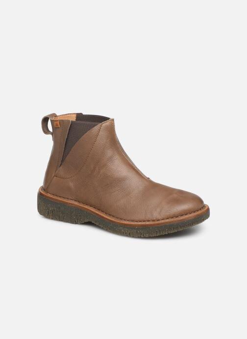 El Naturalista Volcano N5570 C - Bottines et boots Femme, Marron