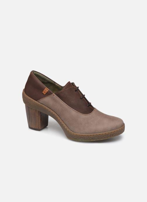 El Naturalista Lichen N5174 - Bottines et boots Femme, Gris