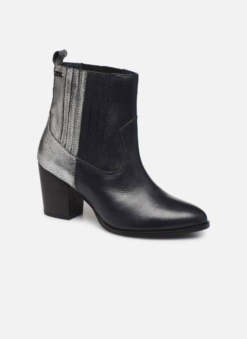 Pepe jeans Dolly Flash - Bottines et boots Femme, Bleu