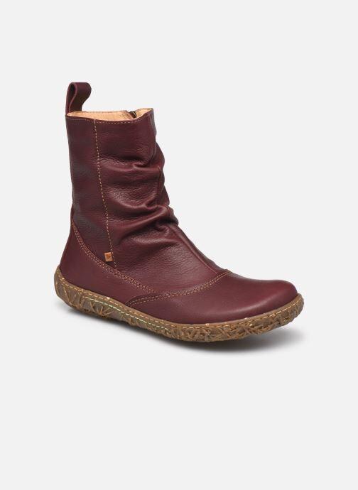 El Naturalista Nido Ella N722 C AH20 - Bottines et boots Femme, Rouge
