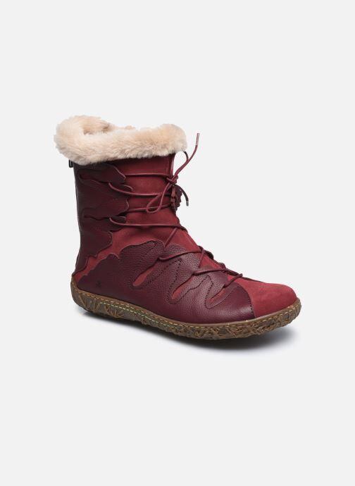El Naturalista Nido N5447 C AH20 - Bottines et boots Femme, Rouge