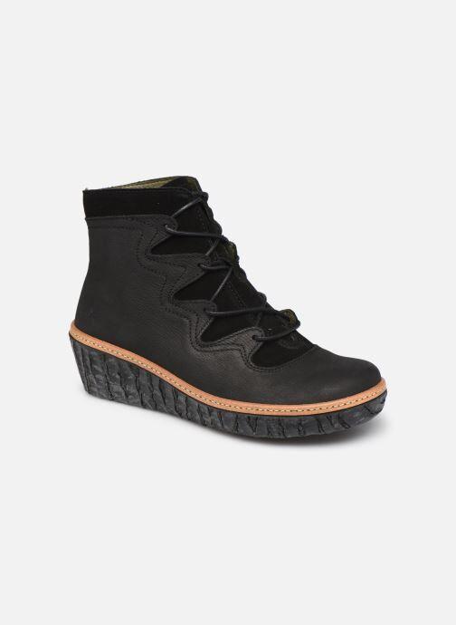 El Naturalista Myth Ygg N5146 C AH20 - Bottines et boots Femme, Noir
