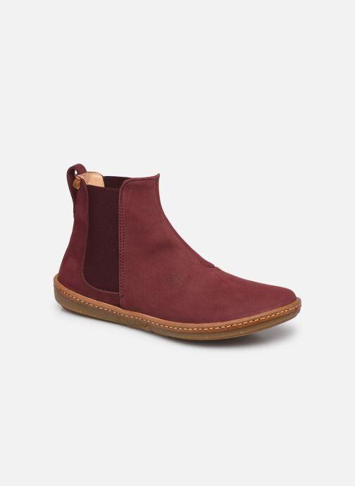 El Naturalista Coral N5310 C AH20 - Bottines et boots Femme, Rouge