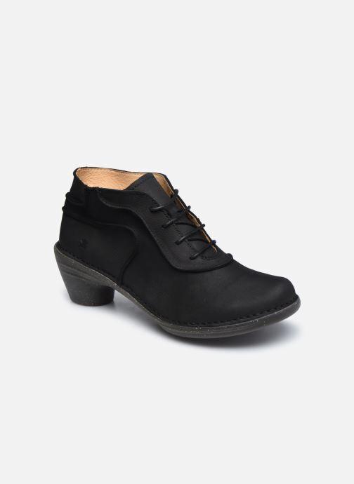 El Naturalista Aqua N5336 C AH20 - Chaussures à lacets Femme, Noir