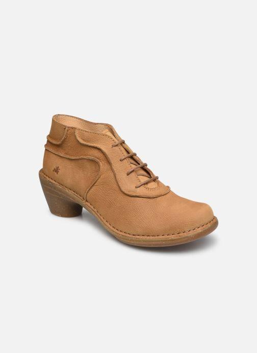 El Naturalista Aqua N5336 C AH20 - Chaussures à lacets Femme, Marron