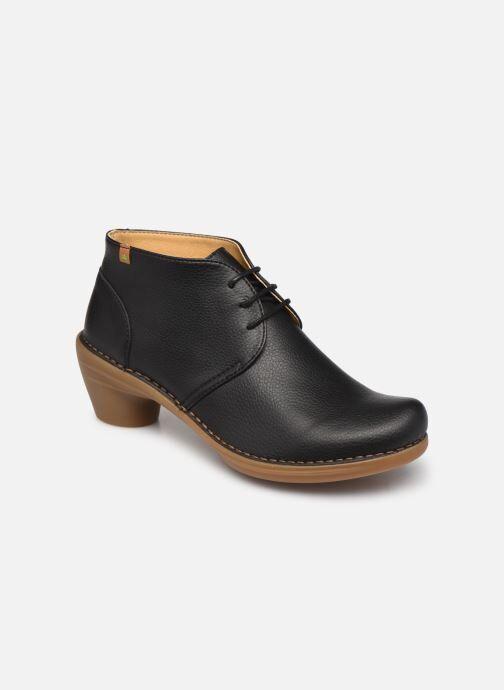 El Naturalista Aqua N5326 T Vegan C AH20 - Bottines et boots Femme, Noir