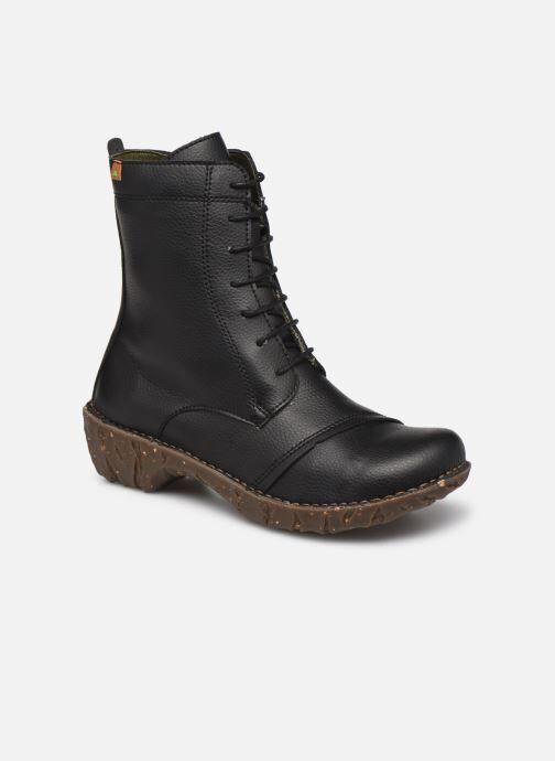 El Naturalista Yggdrasil NG57T C AH20 - Bottines et boots Femme, Noir