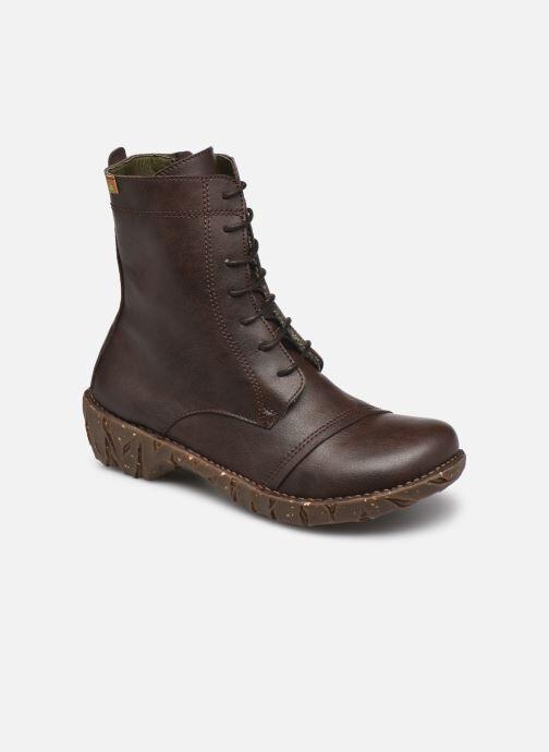 El Naturalista Yggdrasil NG57T C AH20 - Bottines et boots Femme, Marron