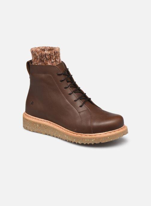 El Naturalista Pizarra N5522 C AH20 - Bottines et boots Femme, Marron