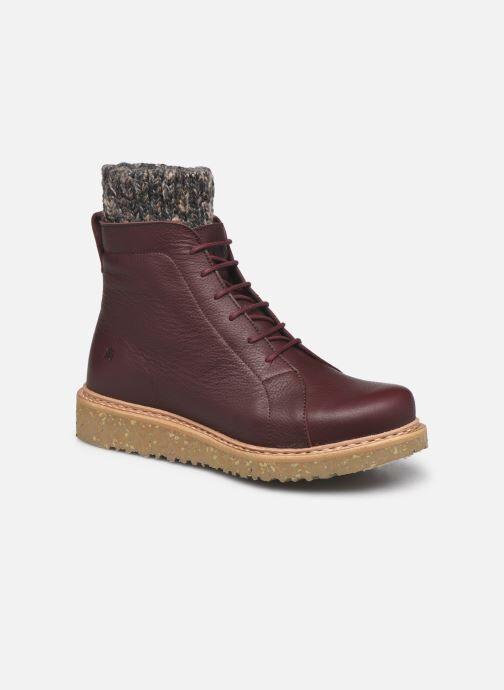 El Naturalista Pizarra N5522 C AH20 - Bottines et boots Femme, Rouge