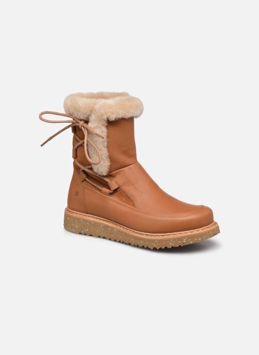 El Naturalista Pizarra N5556 C AH20 - Bottines et boots Femme, Marron