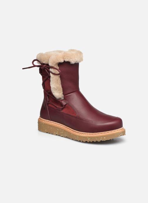 El Naturalista Pizarra N5556 C AH20 - Bottines et boots Femme, Rouge